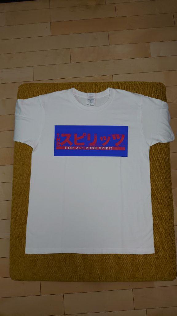 Tシャツ【白】