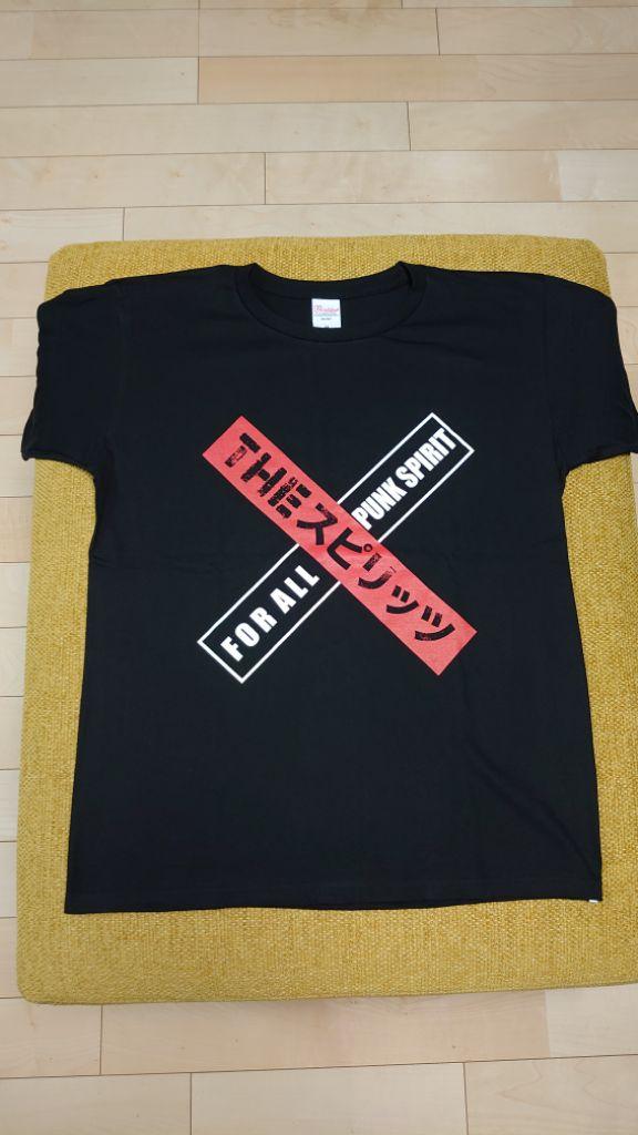 Tシャツ【黒】